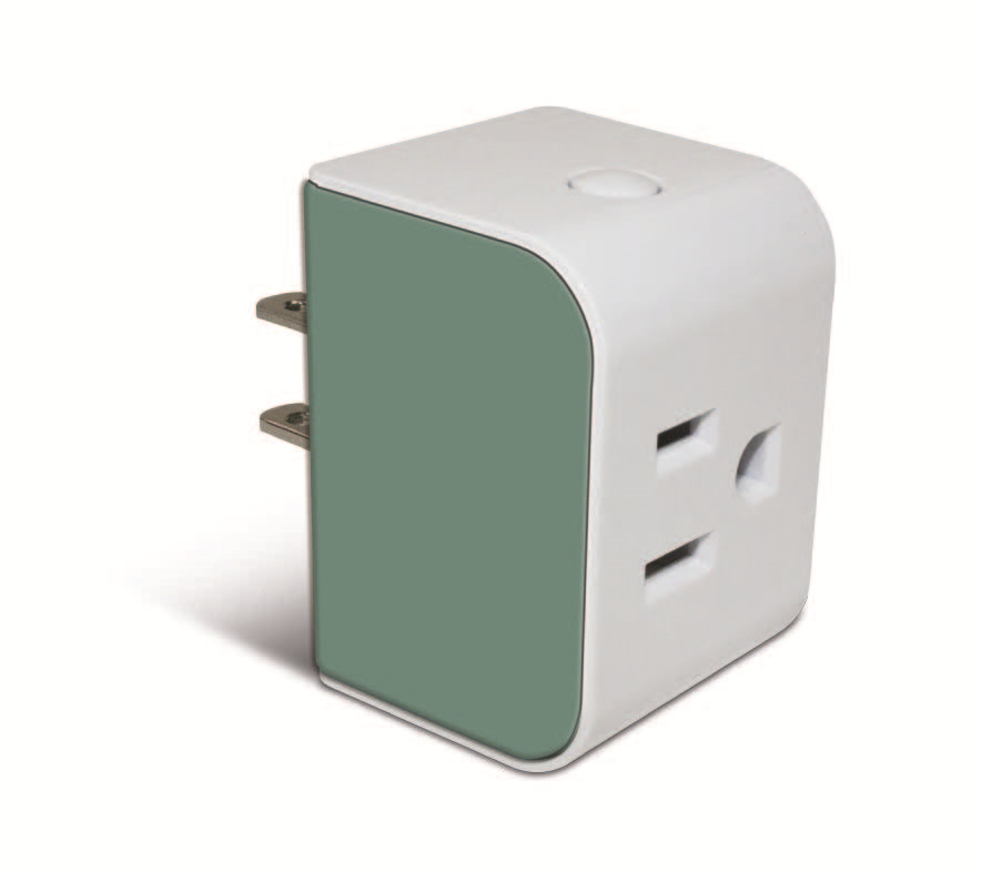 Smart Plug with Energy Monitoring