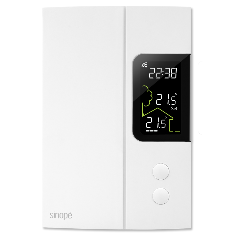 Smart Thermostat - Electric Baseboard Heat